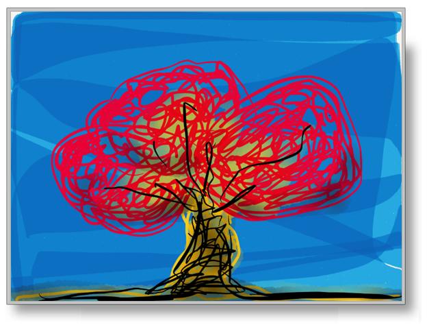 Tree Poem 6