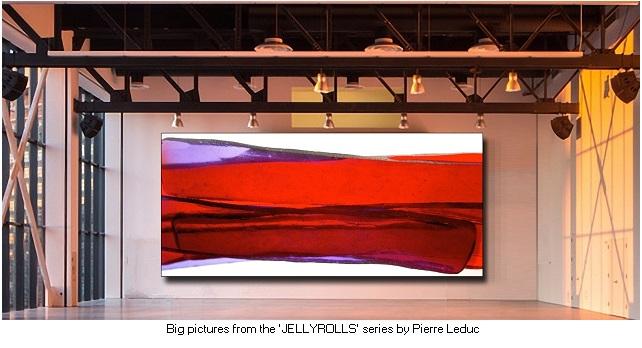 JELLYROLLS BY PIERRE LEDUC