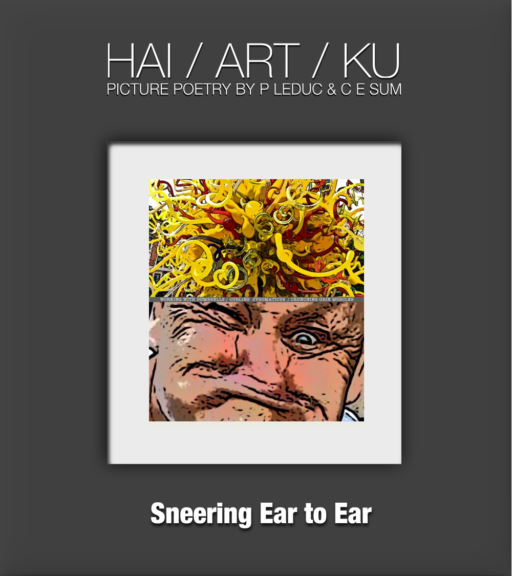 Sneering Ear to Eear 1