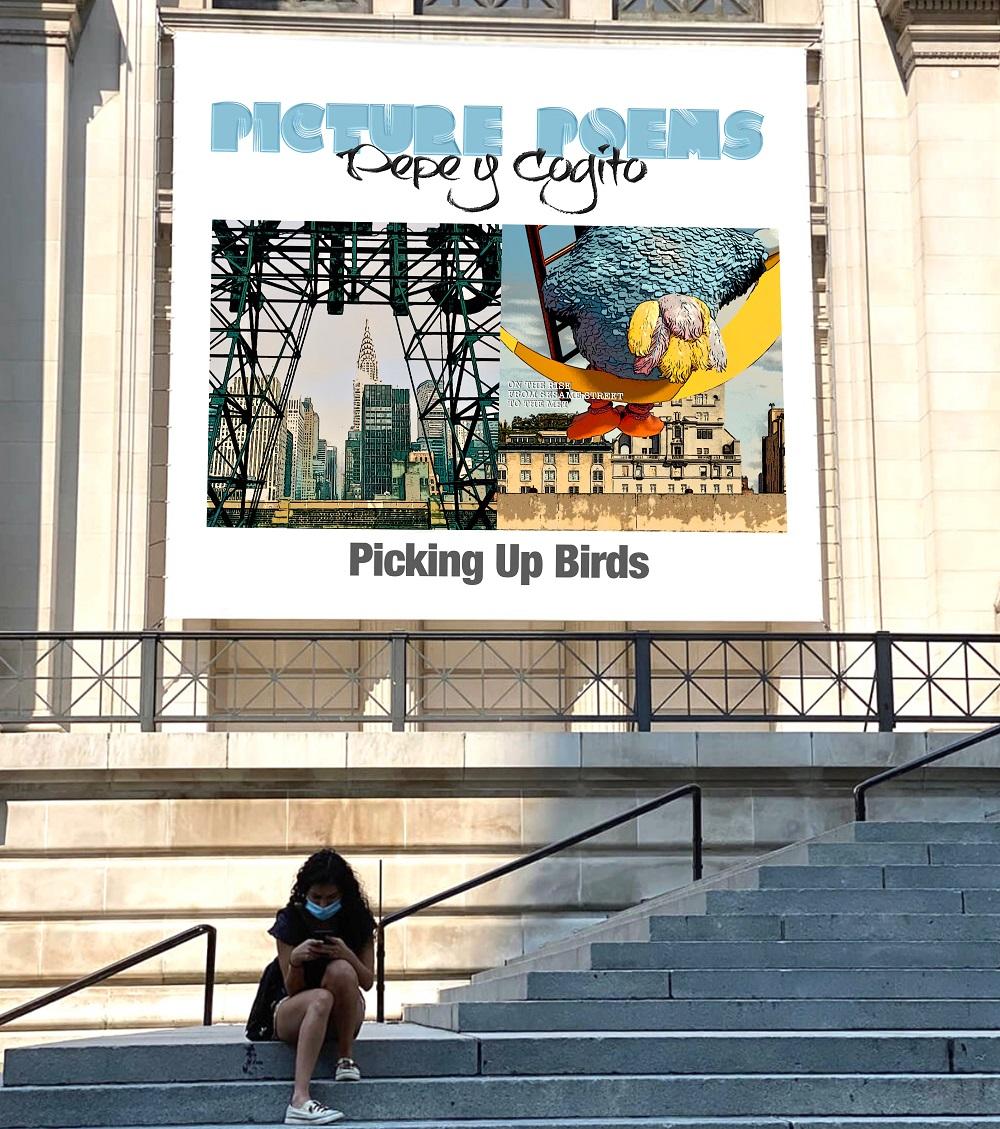Picking Up Birds 1
