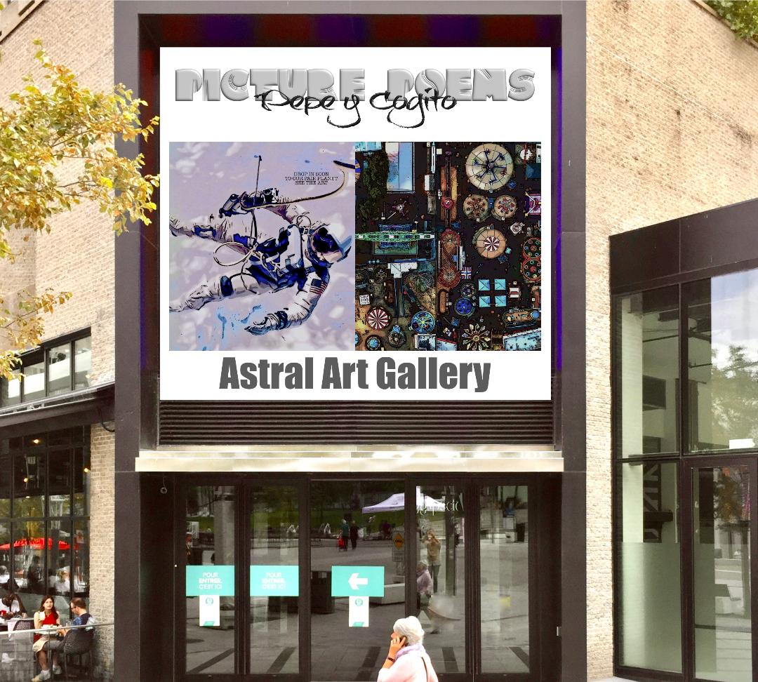 Astral Art Gallery 1