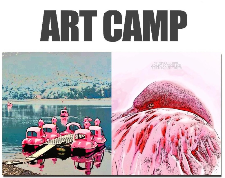 ART CAMP sans